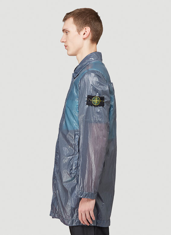 Stone Island TRENCH COAT_PACKABLE - 3