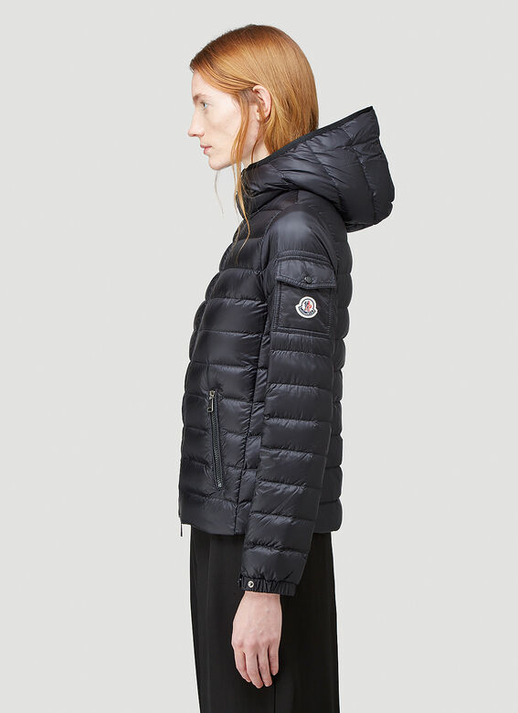 Moncler Quilted High-Neck Jacket 3