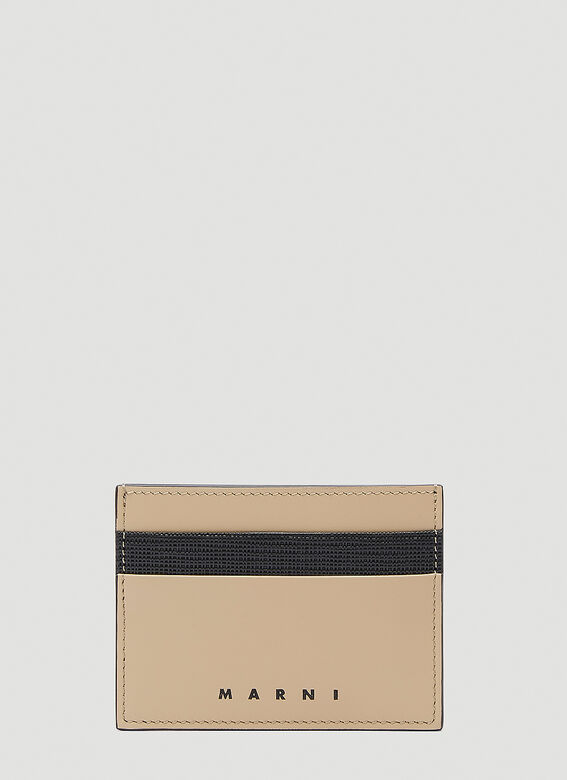 Marni Contrast Card Holder 1