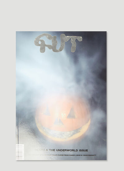 GUT Magazine GUT Magazine: Death and the Underworld Issue 4, Special Limited edition Halloween Cover