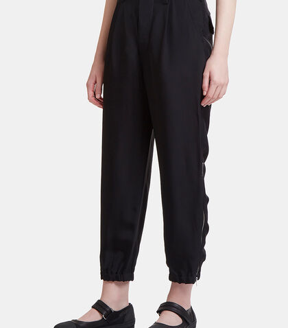 Zipped Cuff Pants