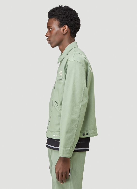 United Standard GHOST JACKETS 3