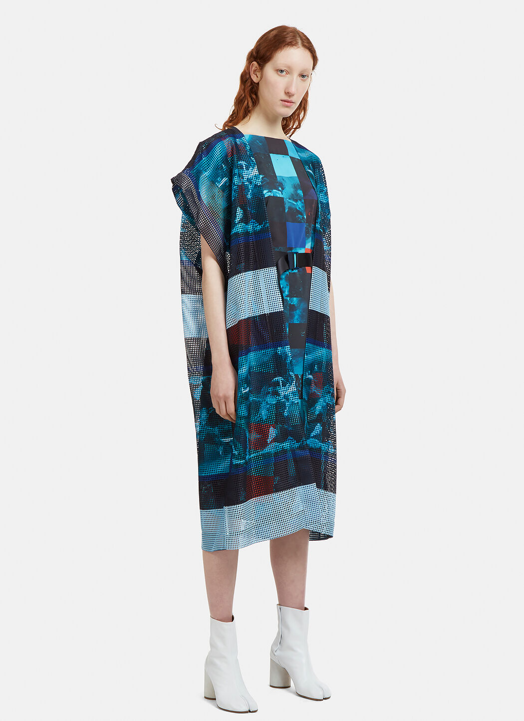 Release Dates Cheap Price Spectrum Mesh Dress Issey Miyake Outlet Cheapest Price Shopping Online For Sale Clearance Ebay LBNErhkmLB