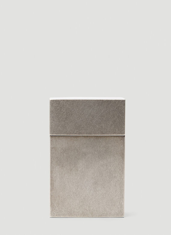 Vetements METAL CIGARETTE CASE 1