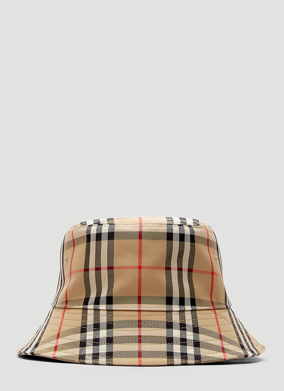 Burberry A:MH 2 PANEL BUCKET HAT:117330:A7026 1