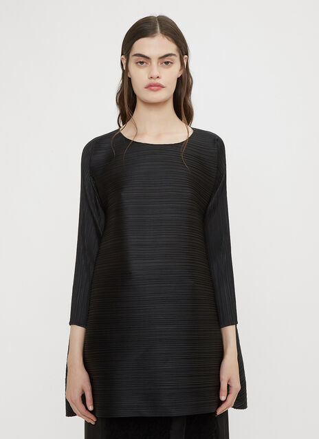 Pleats Please Issey Miyake Stratum Bounce Top