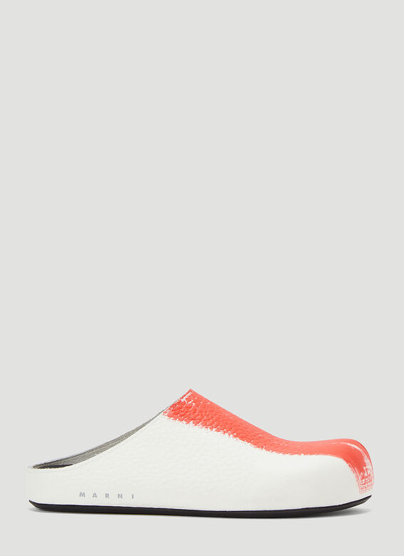 Marni Sabot Leather Mules 1