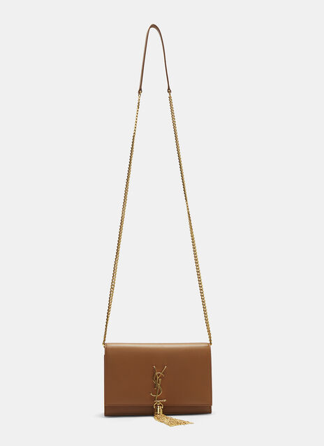 Saint Laurent Small Kate Chain Tassel Bag