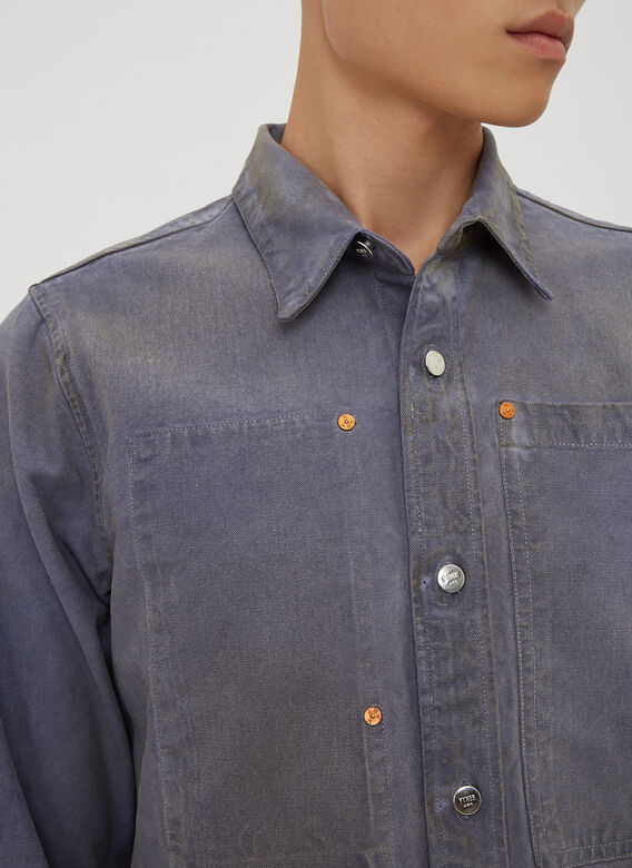 Vyner Articles Greased Worker Shirt