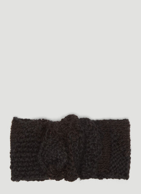 Flapper Alfa Knit Headband