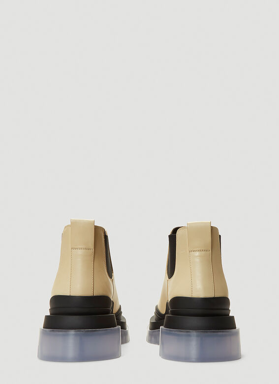 Bottega Veneta Tire Ankle Boots 4