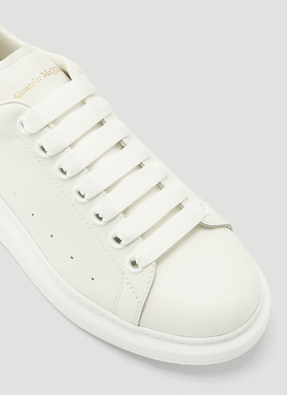 Alexander McQueen leather sneaker 5