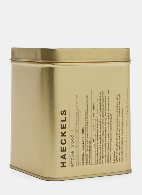 Haeckels Apple Wood / Raw Incense
