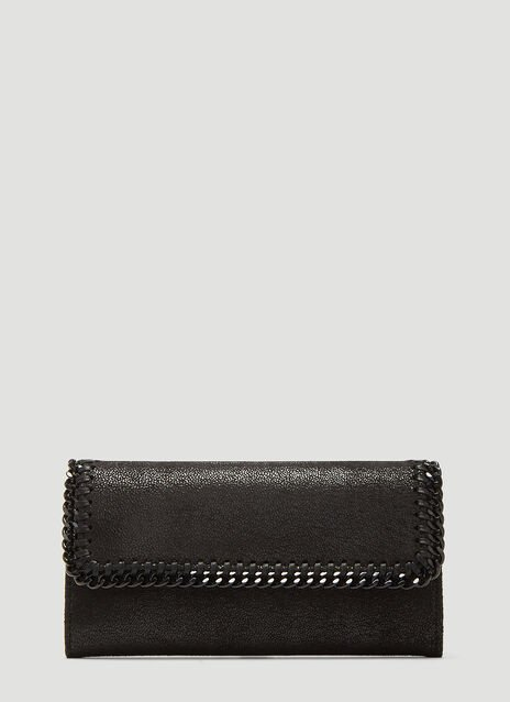 Stella McCartney Falabella Chain Wallet