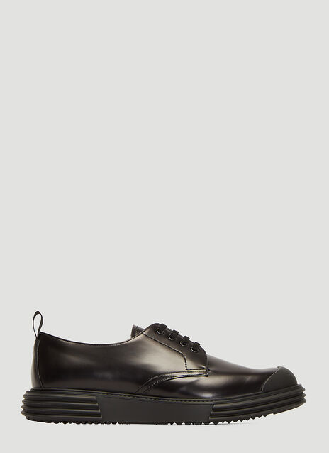 Prada  Classic Lace Oxford Shoes