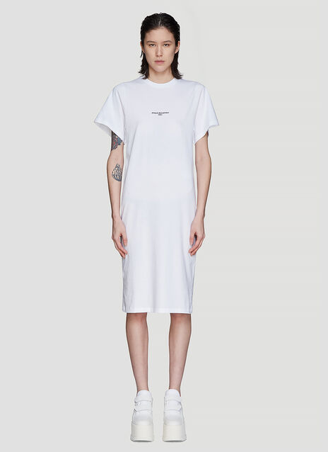 Stella McCartney Logo T-Shirt Dress