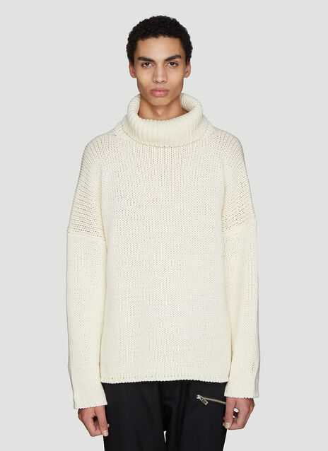 Sulvam Chunky Knit Sweater