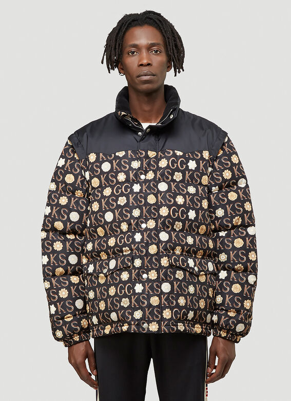 Gucci LOOK 32 PUFFER JACKET 1