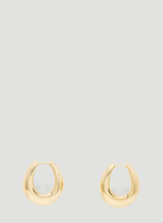 Tom Wood Ice Hoop Small Gold