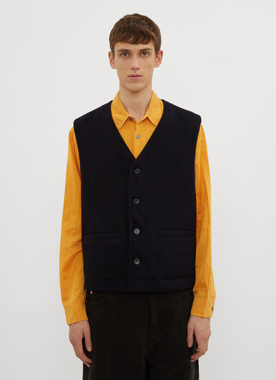 Our Legacy  Reversible Story Vest