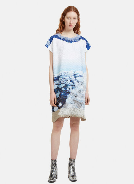 Issey Miyake Retrospect 2 Pleated Dress