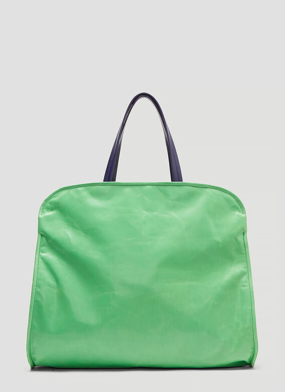 Marni Leather shopper Bag