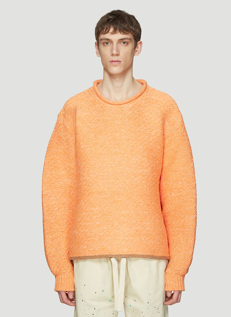 Acne Studios Oversized Chunky Knit Sweater