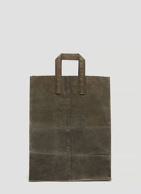 Funagata 009 Waxed Canvas Bag
