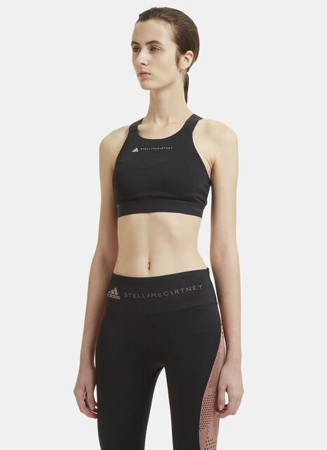 Adidas By Stella Mccartney Essential Sports Bra
