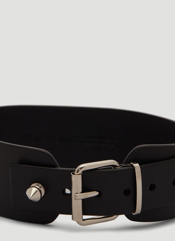 Vetements Georgian Logo Choker