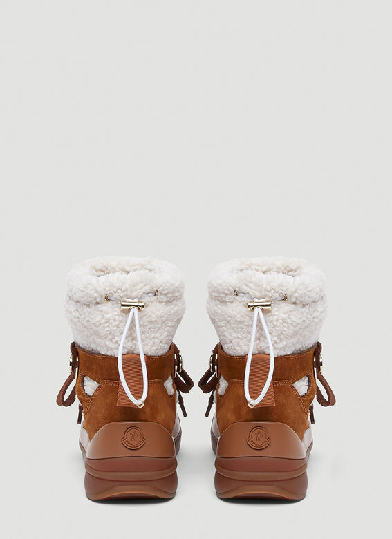 Moncler MONCLER ACCESSORIES WOMANINSOLUX SNOW BOOTS 4