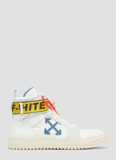 Off-White Industrial High-Top Sneakers