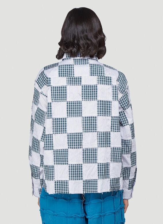 Martine Rose Late Night – Conscious Campaign 01 Patchwork Shirt 4