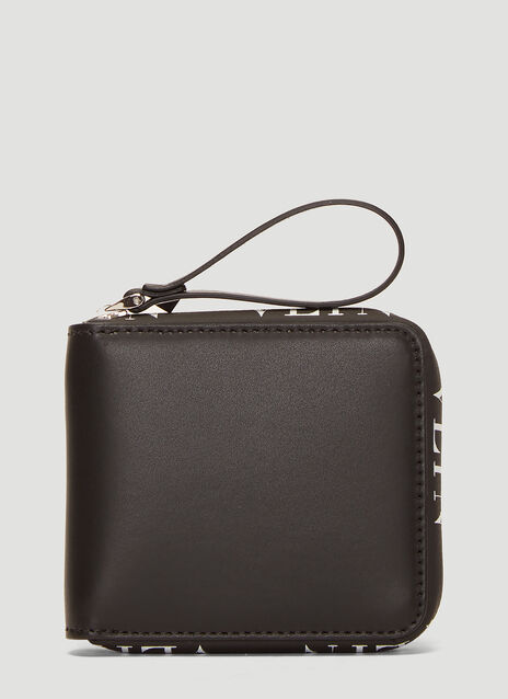 Valentino VLTN Zip-Around Wallet