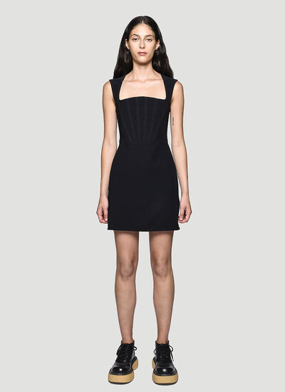 Bottega Veneta Panelled Dress