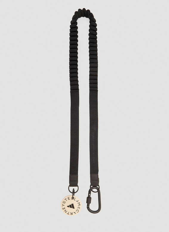 adidas by Stella McCartney ASMC LANYARD - black & pink 3
