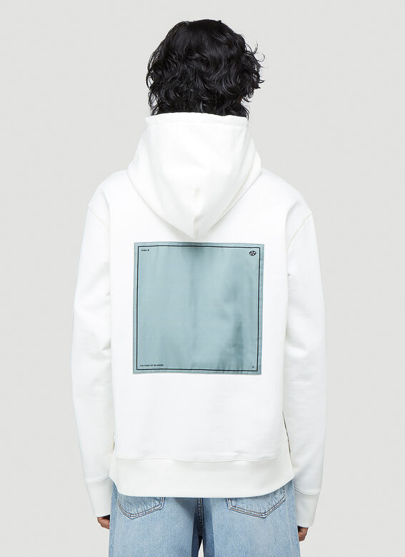 OAMC OUTLINE HOODIE KNITTED 4