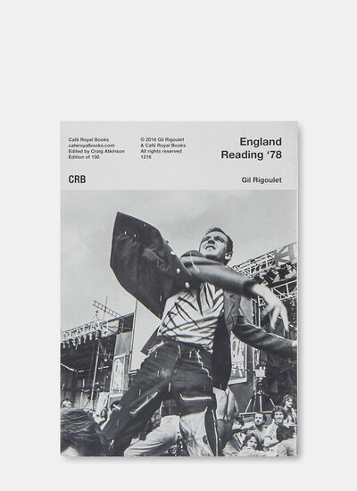Books England Reading '78 by Gil Rigoulet