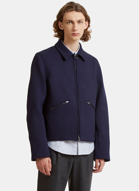 Miles Cropped Blousin Jacket