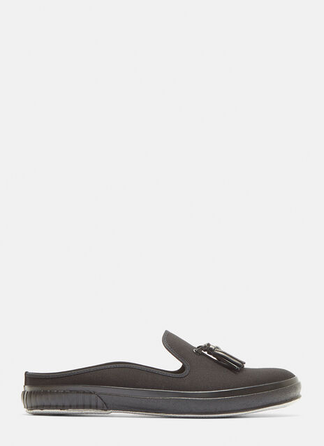 Hender Scheme Leather Tassel Plimsoles