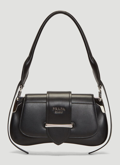 Prada Small Sidonie Saddle Bag