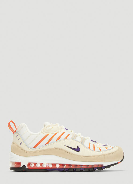cheap for discount 0fd2a d4f21 Nike Air Max 98 Sneakers in Beige | LN-CC