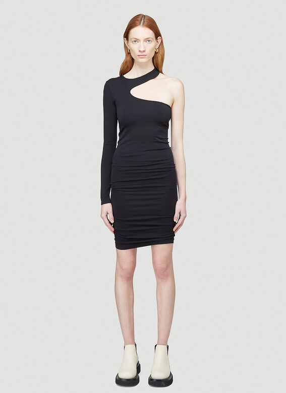 Helmut Lang Cut-Out Dress 1