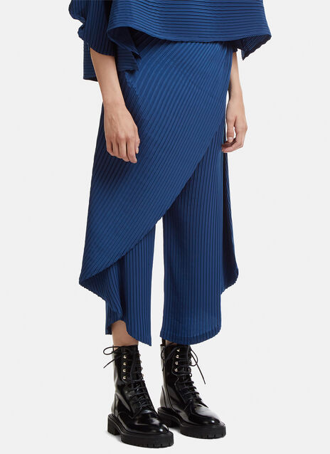 Issey Miyake Double Stream Wrap Pants