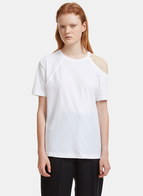 Deconstructed Crew Neck T-Shirt