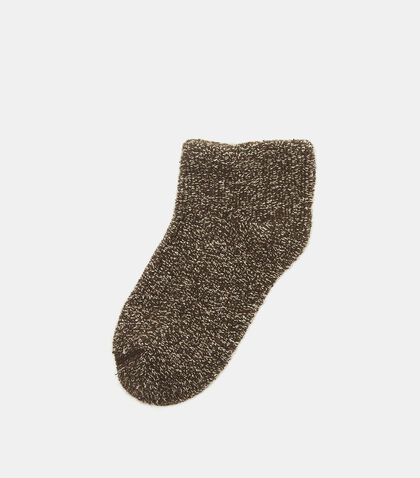 Buckle Ankle Sock