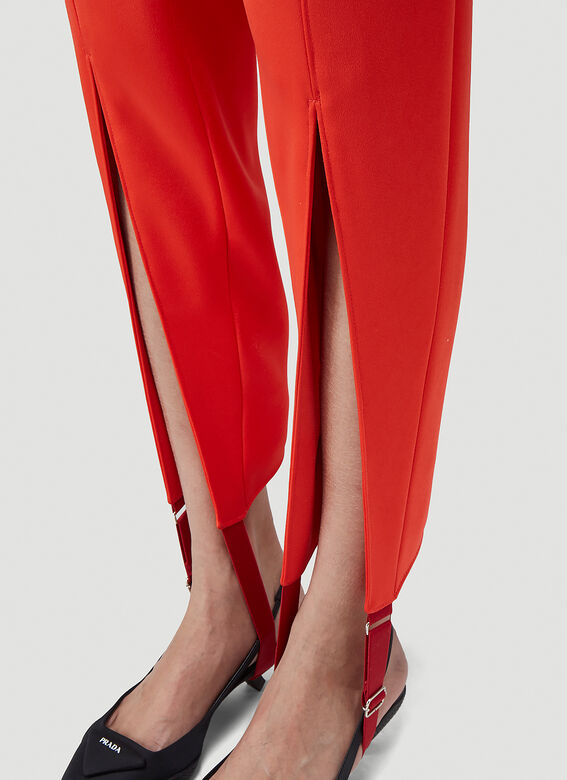 Y/Project STIRRUP PANT 6