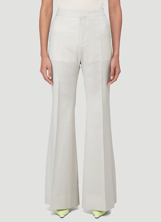 Kwaidan Editions FLARED SUIT TROUSERS 1