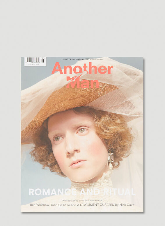 Books Another Man Issue Issue 27