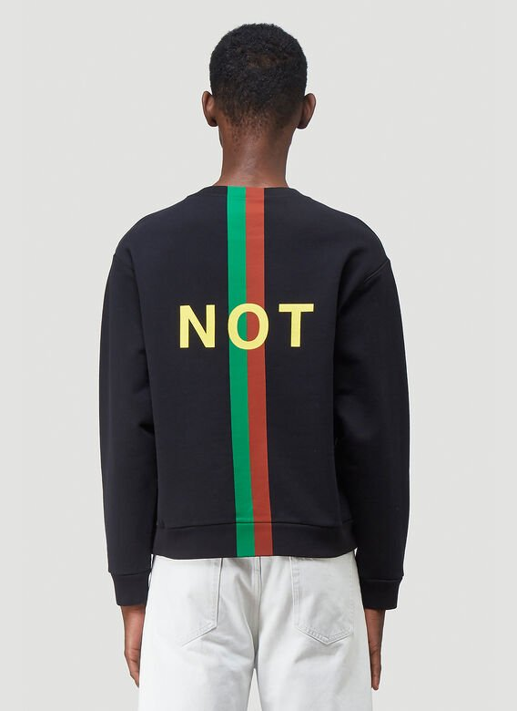 Gucci NOT FAKE SWEATSHIRT 4